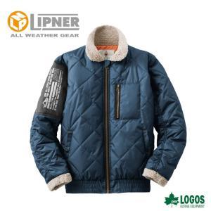 ○LIPNER リプナー 防寒ジャケット グレイグ ネイビー 3039028 防水防寒ウェア メンズ|szone