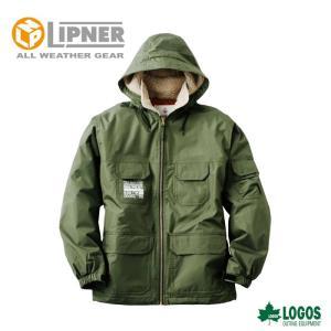 ○LIPNER リプナー 防水防寒ジャケット フォード カーキ 3050457 防水防寒ウェア メンズ|szone