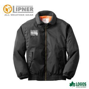 ○LIPNER リプナー 防水防寒ジャケット ルイス ブラック 3050871 防水防寒ウェア メンズ|szone