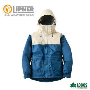 ○LIPNER リプナー 軽量防水防寒ジャケット エリック ブルー 3050915 防水防寒ウェア メンズ|szone