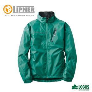 ○LIPNER リプナー ウインドブレーカー ウッディ グリーン 3078136 防水防寒ウェア メンズ|szone