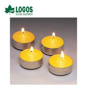 LOGOS ロゴス アロマタブキャンドル 74309010 ランプに最適なタブキャンドル シトロネラの香りで虫対策に!|szone