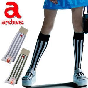 アルチビオ archivio  ゴルフ ハイソックス ソックス A850210 レディース 2019年春夏|szone