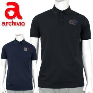 アルチビオ archivio  ゴルフ ポロシャツ 半袖 A869306 メンズ 2019年春夏|szone