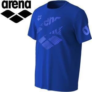アリーナロゴにデザイン性を加えたTシャツ。吸水速乾に優れたバックメッシュを使用。 Size:SS/S...