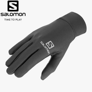 【メール便対応】サロモン トレイルランニング グローブ メンズ ACTIVE GLOVE U L39014400 SALOMON|szone