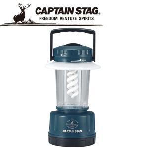 キャプテンスタッグ エコアクティブスパイラル蛍光灯ランタン(M) M5115 電池式 CAPTAIN STAG|szone