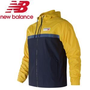 最終処分セール ニューバランス NB ATHLETICS78ジャケット AMJ73557-AYL メンズ|szone