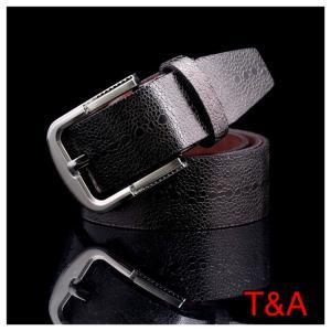 ベルト クロコダイル 革 本格 レザーベルトバックル ブラック4 メンズ カジュアル ビジネス ギフト シンプル スーツ 紳士 サイズ調節可能 |t-a