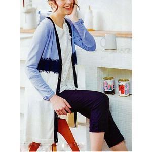 ギャラリービスコンティ / リボン飾り ハイテンションパンツ【LAST CLEARANCE 】|t-blueberry