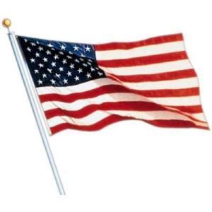 ナイロンUSAフラッグ / 星条旗 アメリカン国旗  アメリカン雑貨|t-bravo