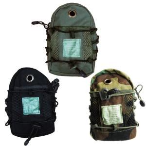ミニアーミーポーチ/ミリタリー鞄バッグ小物入れカメラ携帯スマホデジカメ米軍|t-bravo