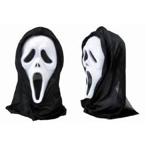 Scream スクリームマスク/映画キャラクターコスプレハロウィンHalloween仮装グッズ文化祭ステージ衣装|t-bravo