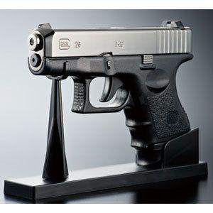GUN LIGHTER GLOCK 26 ターボライター/銃鉄砲ガンライターグロック///|t-bravo