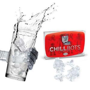 45483 Fred アイストレー チルボット/製氷皿面白おもしろロボット|t-bravo