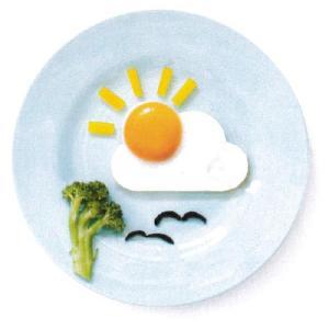 サニーサイドエッグシェイパー [91266] ■ 朝食 ブレイクファースト 卵雑貨 キッチン雑貨 キッチンツール 面白い おもしろ アメリカン雑貨 t-bravo