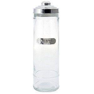 パスタジャー [1222] ■ パスタ 収納 ガラス スパゲティ キャニスター 保存容器 容器 パスタケース パスタポット アメリカン雑貨 (ダルトン/DULTON) t-bravo
