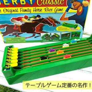 デスクトップダービー ■ 競馬 おもしろ パーティー イベント 卓上 馬 試合 ゲーム アメリカン雑...