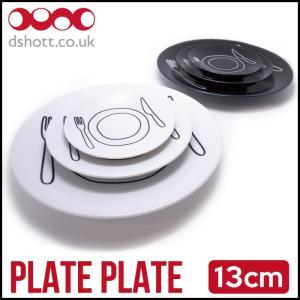 プレートプレート 13cm/皿おしゃれオシャレパーティーグッズグッツお皿プレート|t-bravo