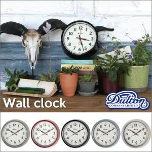 時計 ウォールクロック [S426-207] ■ レトロ アメリカン雑貨 掛け (ダルトン/DULTON)|t-bravo