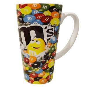 m&m'sワールドマグ/エムアンドエムマグカップキャラクターグッズチョコレート///|t-bravo