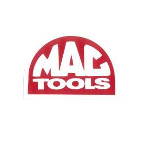 レーシングステッカー マックツールズ ms036/メール便可/シール ステッカー MacTools  ロゴ ガレージ|t-bravo