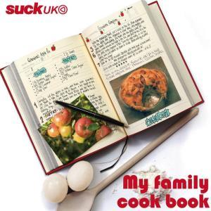 67329 マイファミリークックブック/料理レシピアルバムメモ本自作|t-bravo