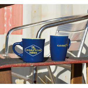 GOOD YEAR セラミックマグカップ/グッドイヤー企業物カンパニーグッズグッツ|t-bravo