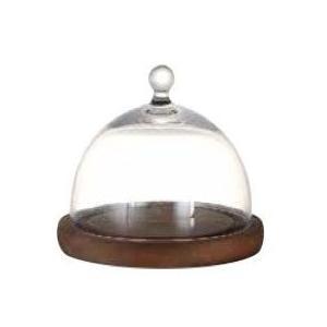 ガラスドームミロワール (Sサイズ) [SG650WS] ■ 収納 ショーケース 小物入れ ふた付き ガラスケース アメリカン雑貨 送料無料 (ダルトン/DULTON)|t-bravo