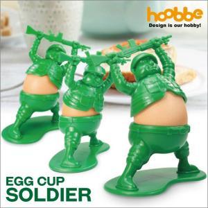 30104 エッグカップソルジャー/卵入れ容器軍隊ARMYアーミーグリーンオモチャ兵隊|t-bravo