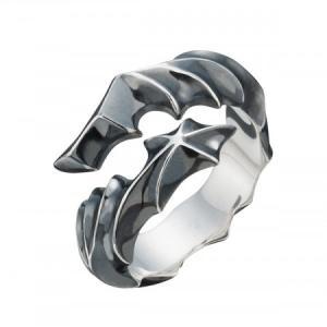 BIZARRE SRP087 ビザール ドラゴンウィングシルバーリング/指輪シルバーアクセサリー|t-bravo