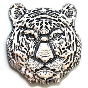 DULTON T1026 AL tiger trivet ダルトン タイガートリベット/鍋敷きナベトラ虎|t-bravo