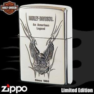 Zippo HARLEY-DAVIDSON ハーレー エスメタル HDP-10/オイルライター|t-bravo