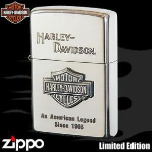 Zippo HARLEY-DAVIDSON ハーレー エスメタル HDP-09/オイルライター///|t-bravo