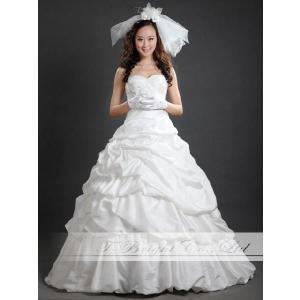 ウエディングドレス プリンセスライン 二次会 花嫁 結婚式 イベント 披露宴 大きい・小さいサイズ 5号〜25号/オーダードレス/od53328 t-bright