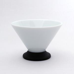 小鉢 8.5cm 高台小付け鉢 白 ホワイト ボウル 鉢 デザートボウル アイスカップ 前菜小鉢 食器 おしゃれ 和食器|t-east