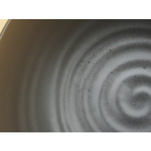 パスタ皿・カレー皿 黒マット EAST アウトレット カレーボウル 大鉢 美濃焼 黒いお皿 黒い食器 和食器 大皿 マルチボウル おもてなし|t-east|05
