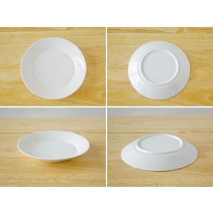 プレート Style スタイル 18cm リムプレート クリアホワイト アウトレット 白 おしゃれ シンプル お皿 ケーキ パン 取り皿 白い食器|t-east|03