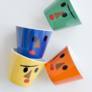 フリーカップ Talk Estmarc(エストマルク) カップ コップ グラス マルチカップ 湯呑み 湯のみ デザートカップ スープカップ コーヒーカップ ティーカップ|t-east