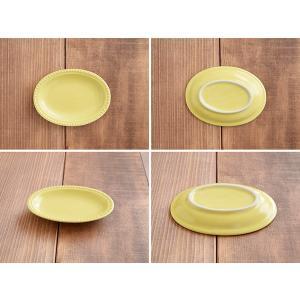 小皿 ドットオーバルプレート12cm お皿 小皿 皿 プレート 取り皿 サラダ皿 副菜皿 前菜プレート おつまみ皿 デザート皿 楕円皿 洋食器 おしゃれな食器|t-east|18