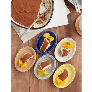 小皿 ドットオーバルプレート12cm お皿 小皿 皿 プレート 取り皿 サラダ皿 副菜皿 前菜プレート おつまみ皿 デザート皿 楕円皿 洋食器 おしゃれな食器|t-east|04