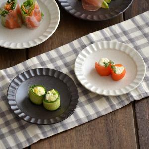 丸皿 しのぎ 4寸皿