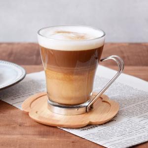 Bormioli Rocco(ボルミオリ・ロコ)のスタイリッシュなカフェグラス。イタリアのカフェでポ...