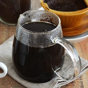 CAFE コーヒーポット 690cc ポット ティーポット 洋食器 ガラス製 ピッチャー 水差し シンプル おしゃれなデザイン おもてなし かわいい|t-east
