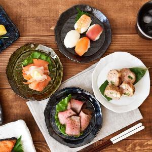 和食器 中皿 ライン 16cm中皿 取り皿 副菜皿 デザート皿 プレート カフェ食器|t-east