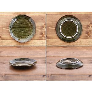 和食器 中皿 ライン 16cm中皿 取り皿 副菜皿 デザート皿 プレート カフェ食器|t-east|11