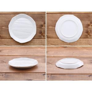 和食器 中皿 ライン 16cm中皿 取り皿 副菜皿 デザート皿 プレート カフェ食器|t-east|09