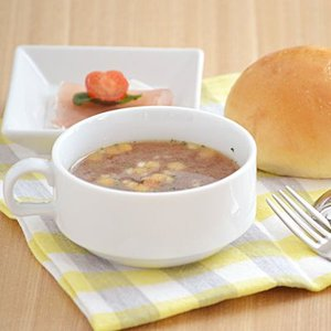 スタック スープカップ ホワイト 白い食器 スタッキング カップ マグ スープ用 業務用 食器おしゃれ 和食器|t-east