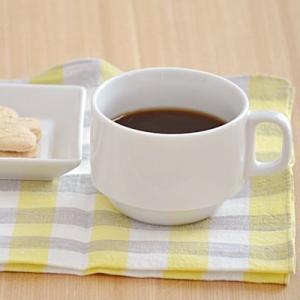 スタック コーヒーカップ ホワイト 白い食器 スタッキング カップ マグ 兼用カップ 業務用 マグカップ おしゃれ カフェ食器 かわいい シンプル