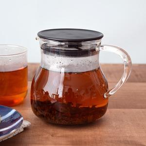 ティーポット 耐熱ガラス 500cc 茶こし付き蓋ポット ガラス ガラス製 ガラス食器 耐熱ガラス コーヒー コーヒーポット 紅茶 茶器 フタ フタ付き 蓋付き|t-east